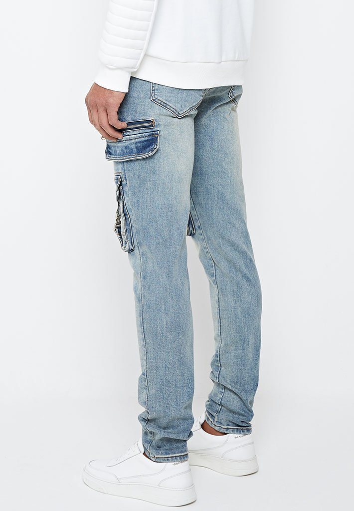 cargo-pocket-jeans-vintage-blue