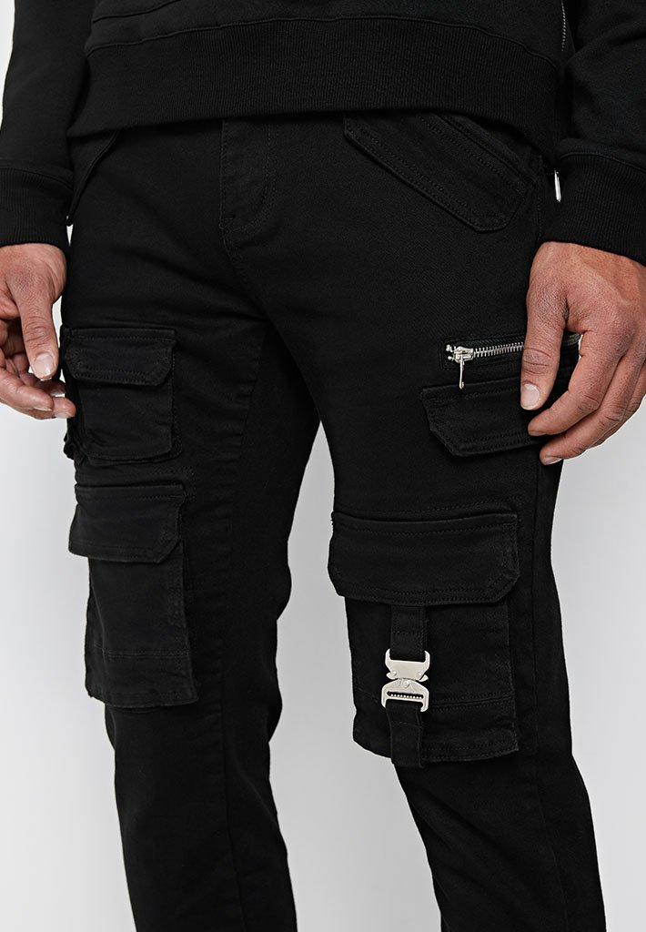 cargo-pocket-jeans-black-1