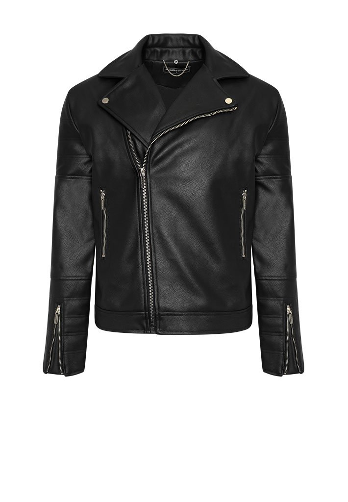 vegan-leather-biker-jacket-with-shearling-collar-black