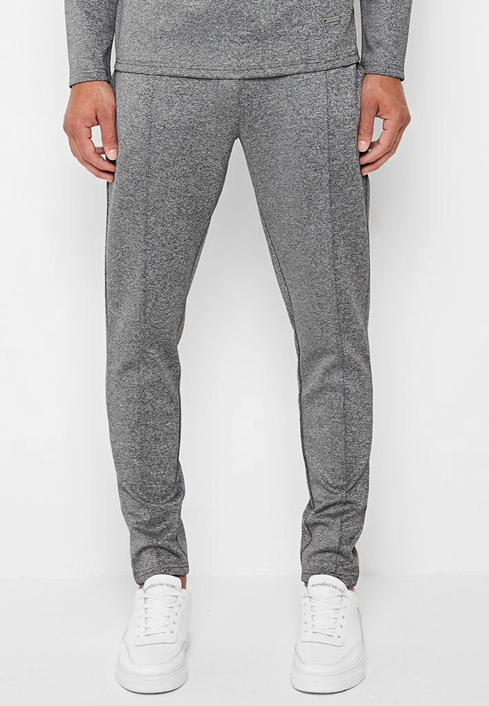 Tailored Tracksuit Bottoms - Charcoal Grey