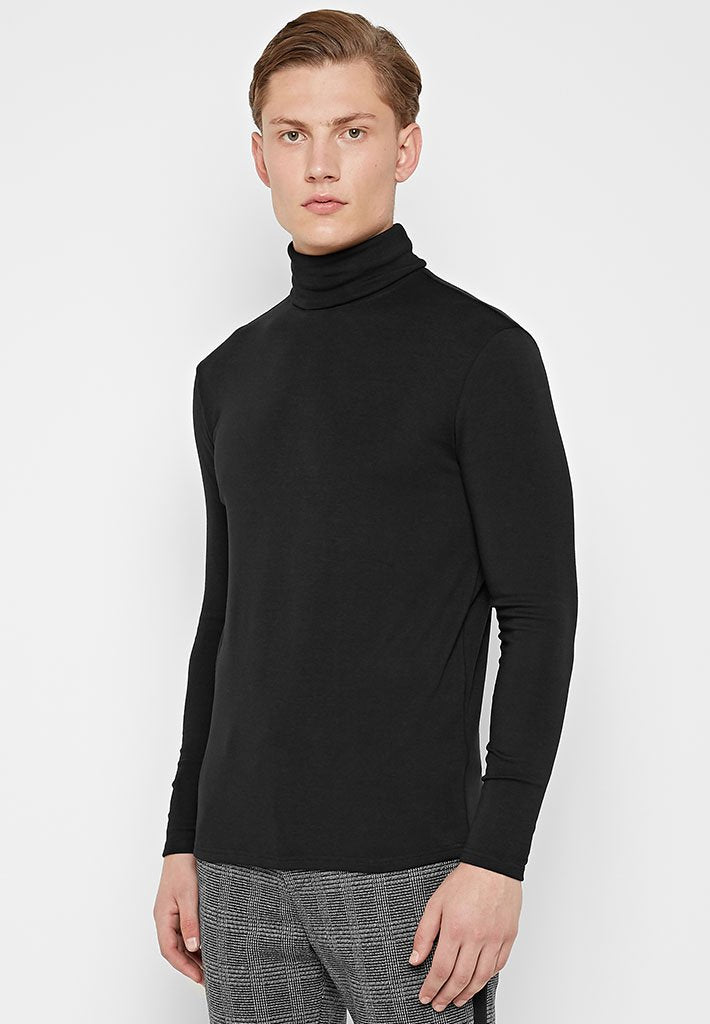 knitted-roll-neck-top-black