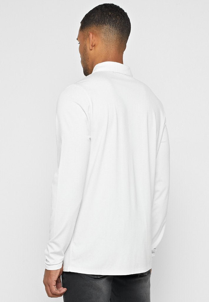 mercerised-long-sleeve-polo-top-white