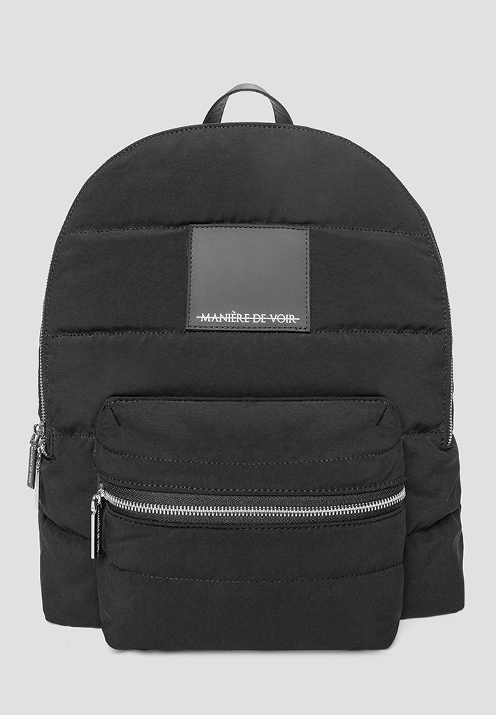 puffer-backpack-black