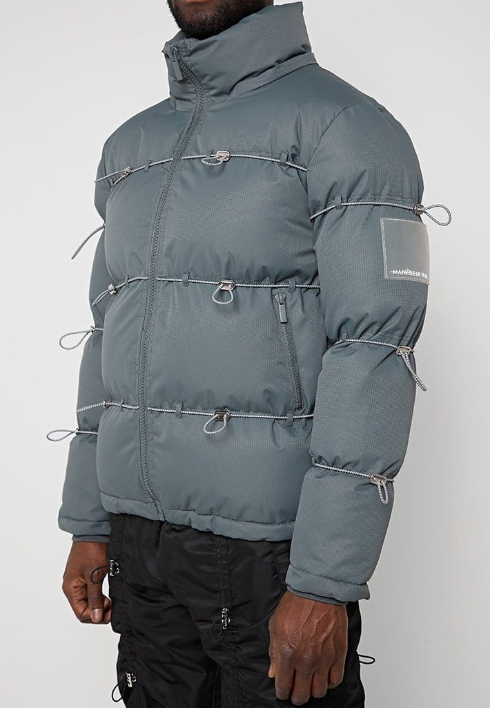 reflective-bungee-cord-puffer-jacket-grey