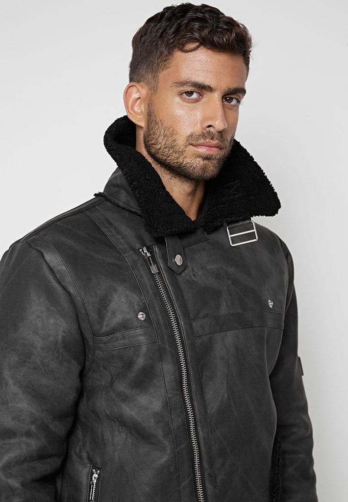shearling-marbled-biker-jacket-black