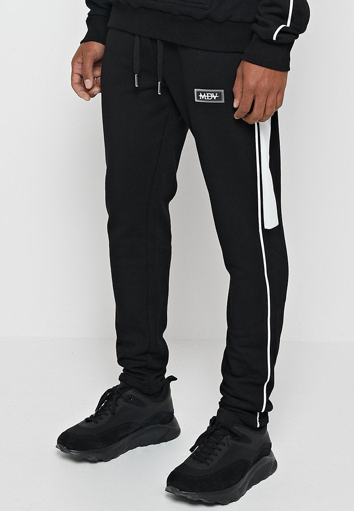side-stripe-tracksuit-bottoms-black