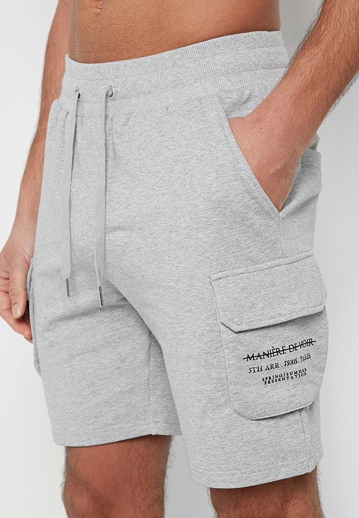 cargo-stamp-print-shorts-grey