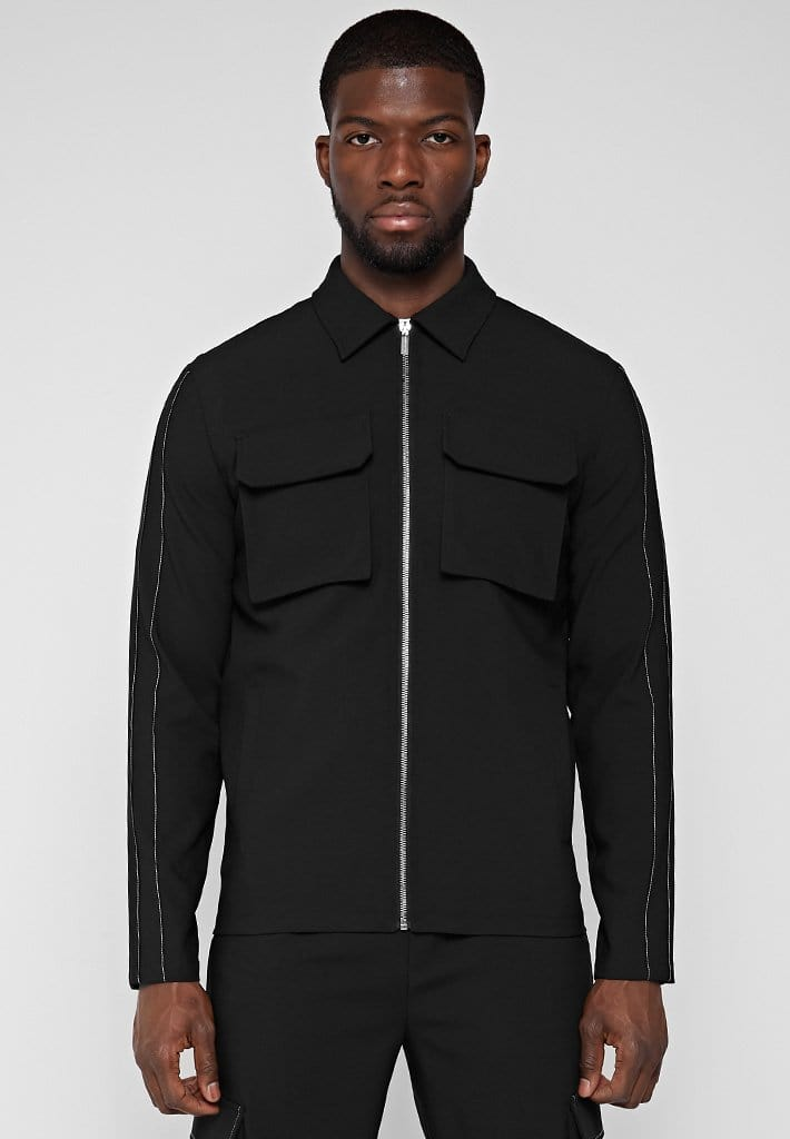 harrington-jacket-with-contrast-stitch-black