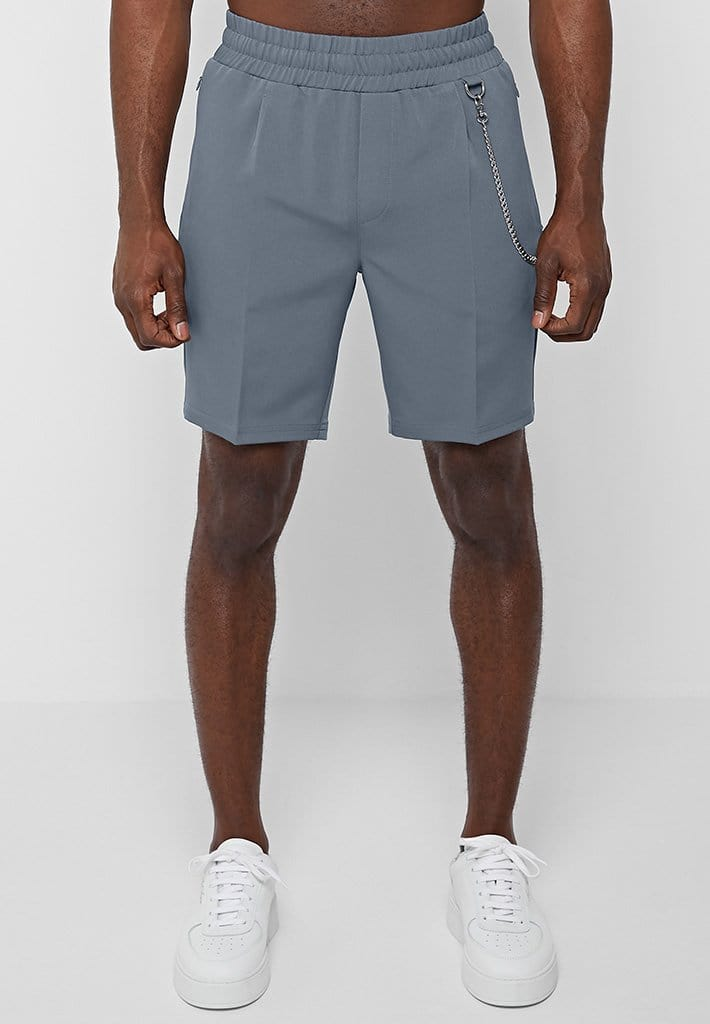 tailored-short-steel-blue