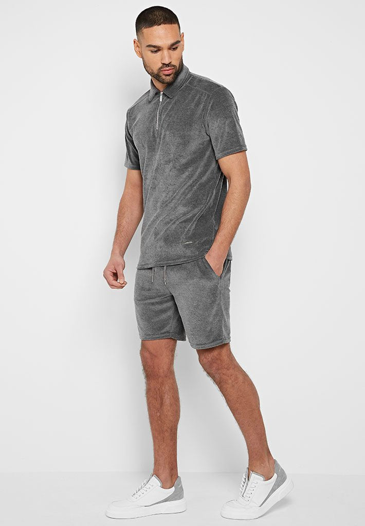 towelling-polo-top-grey