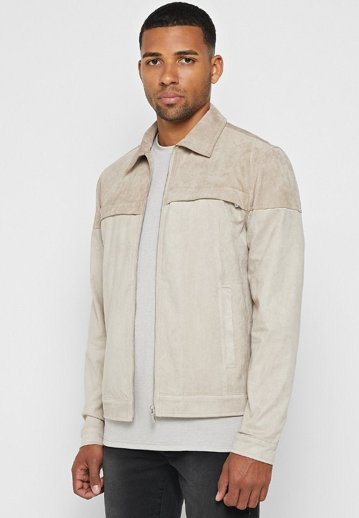 two-tone-suede-trucker-jacket-beige