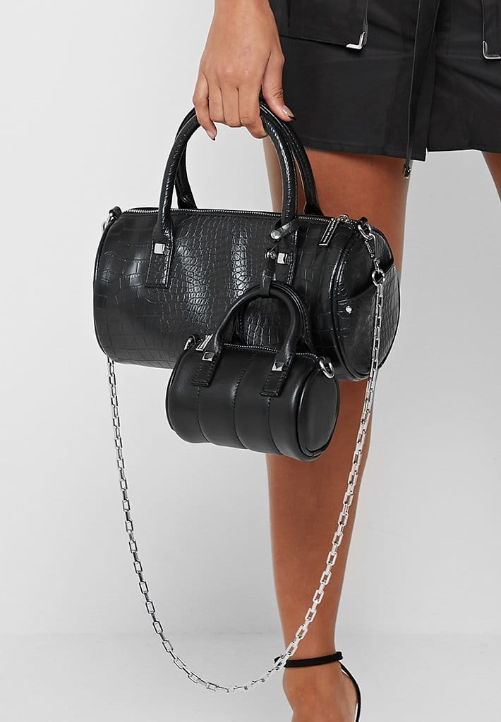 vegan-leather-and-croc-double-barrel-bag-blackvegan-leather-and-croc-double-barrel-bag-black