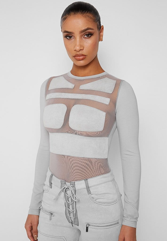 vegan-suede-panel-mesh-bodysuit-iced-grey