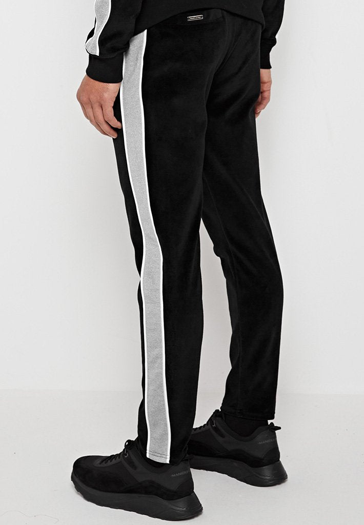 velour-striped-tracksuit-bottoms-black