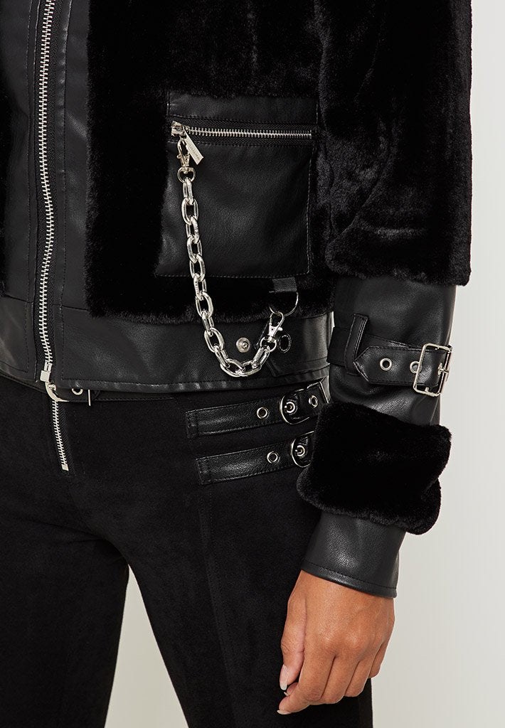 plush-and-vegan-leather-jacket-black