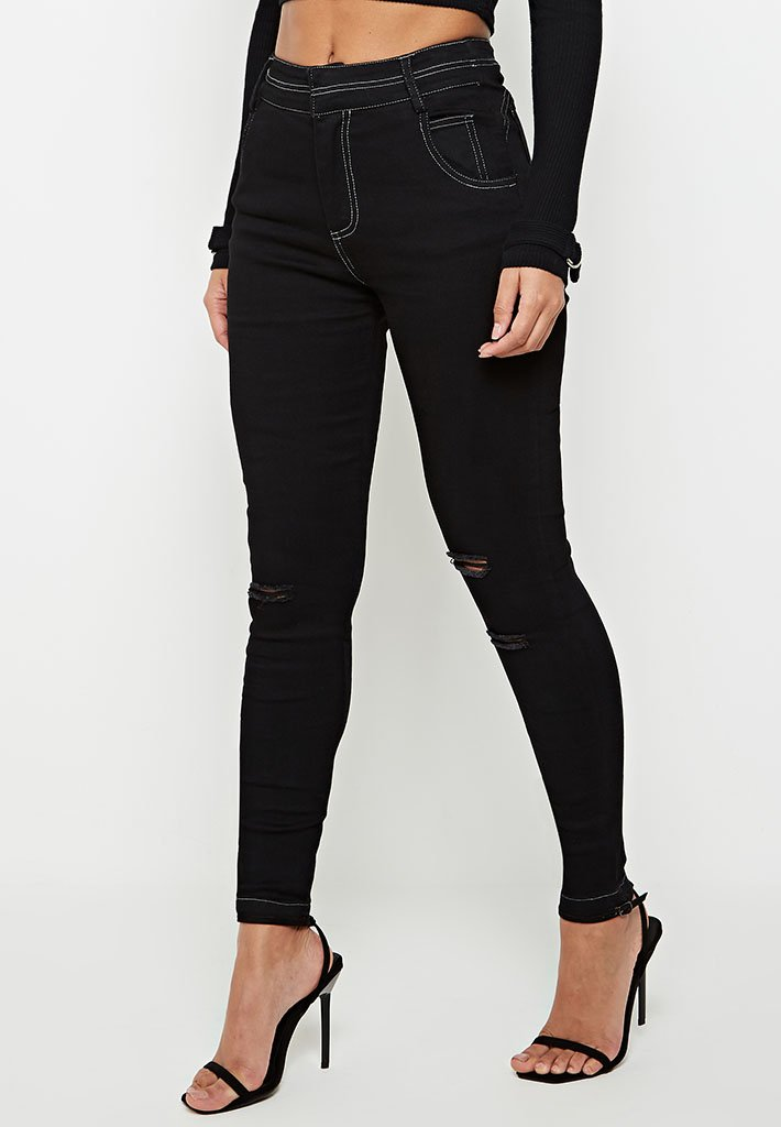 zip-back-skinny-jeans-black