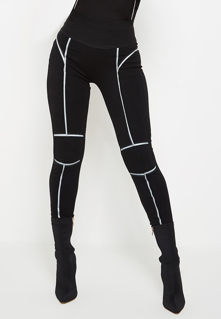 reflective-high-waisted-leggings-black