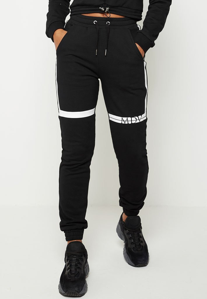 colour-block-track-joggers-black