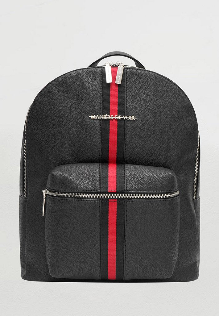 vegan-leather-backpack-with-striped-tape-black-red