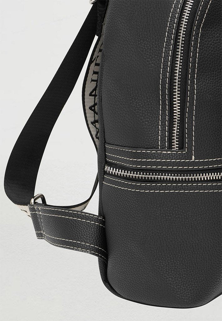 branded-strap-backpack-black