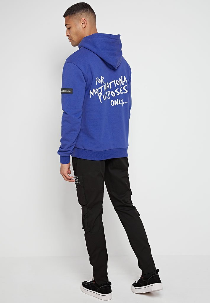 motivational-purposes-only-hoodie-blue