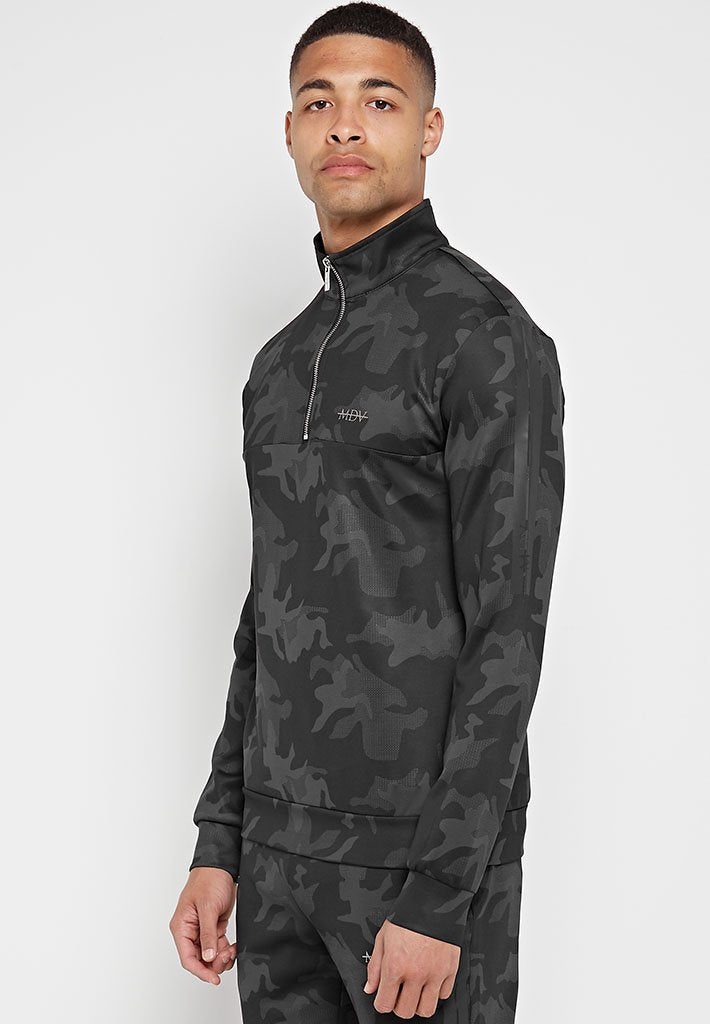 camouflage-tracksuit-half-zip-pullover-black
