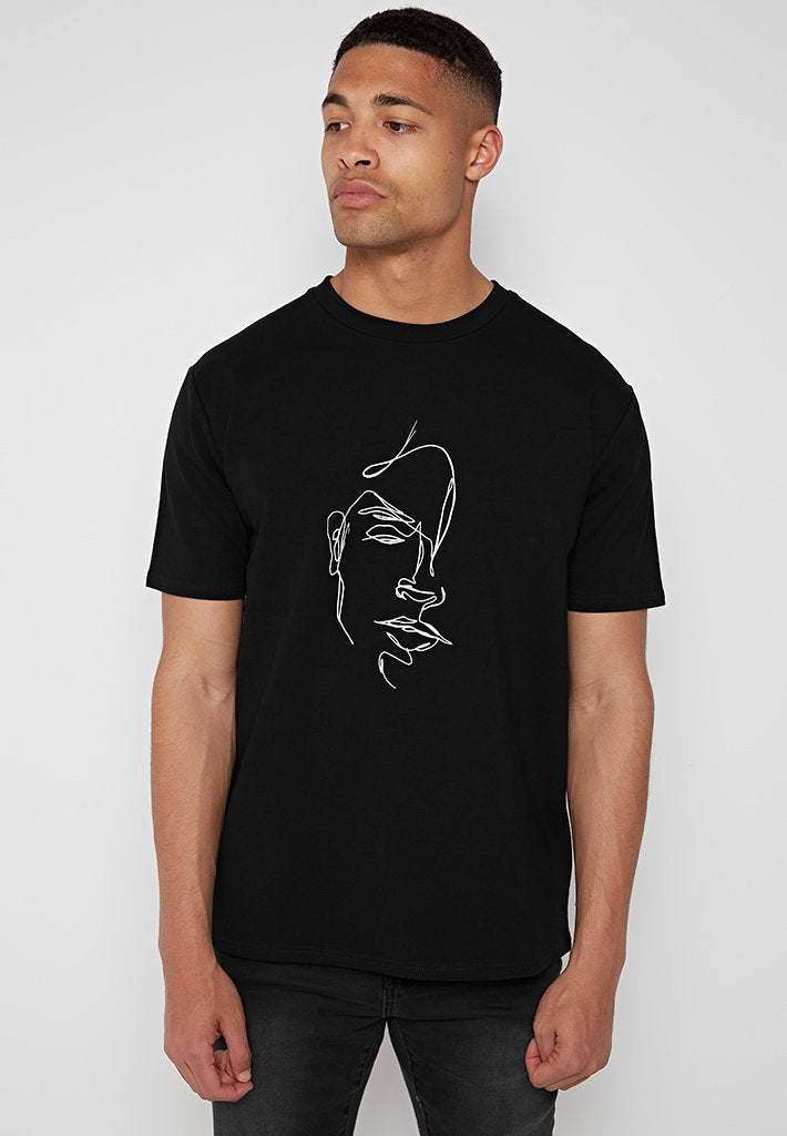 abstract-face-t-shirt-black