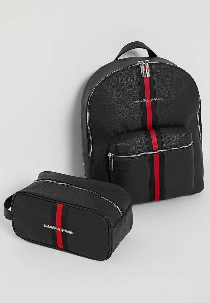 washbag-with-striped-tape-black-red
