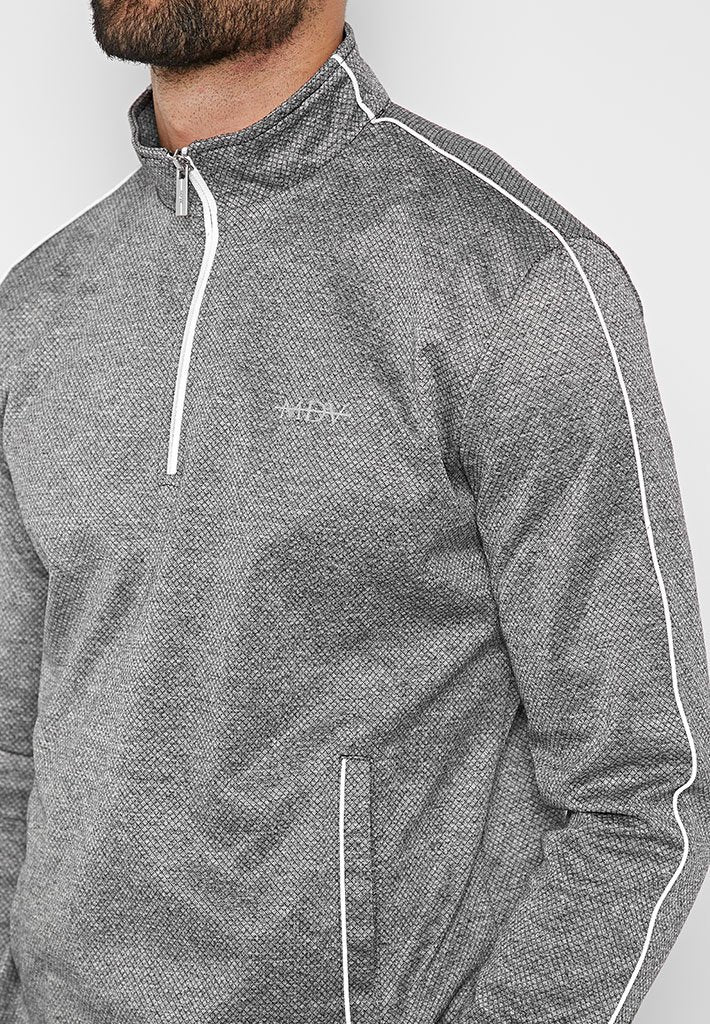 sports-luxe-half-zip-pullover-with-reflective-piping-grey