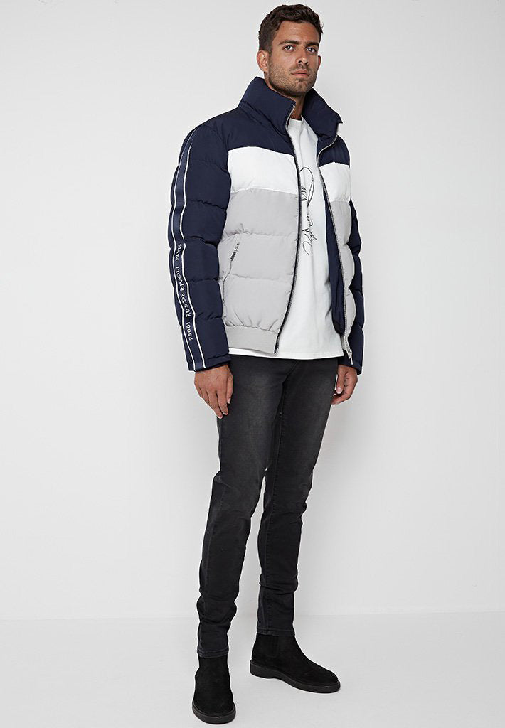 paris-colour-block-puffer-jacket-navy-white-grey