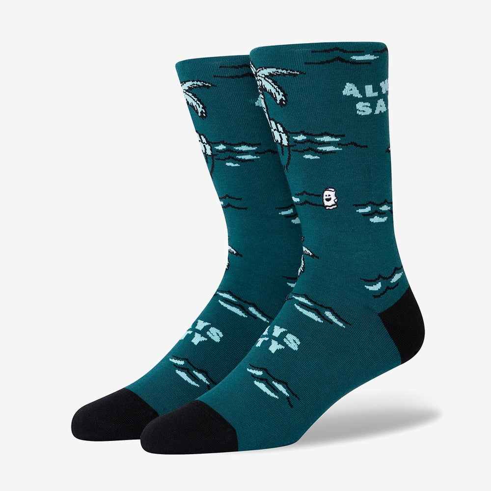 Load image into Gallery viewer, Palm Tree Socks For men