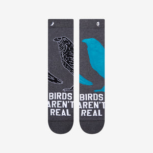 Birds Aren't Real Mechanical Glow Socks