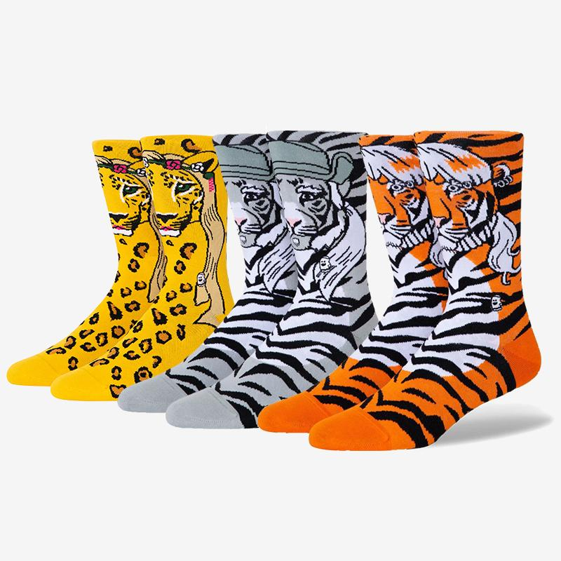 Load image into Gallery viewer, Tiger King Socks For Men