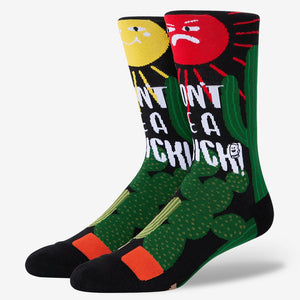 Load image into Gallery viewer, Cactus jack socks for men