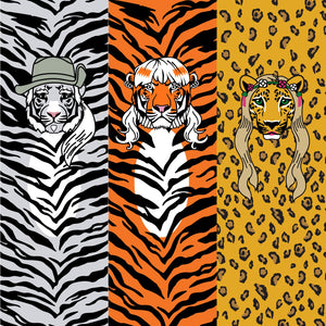 Load image into Gallery viewer, Women's Tiger King Socks