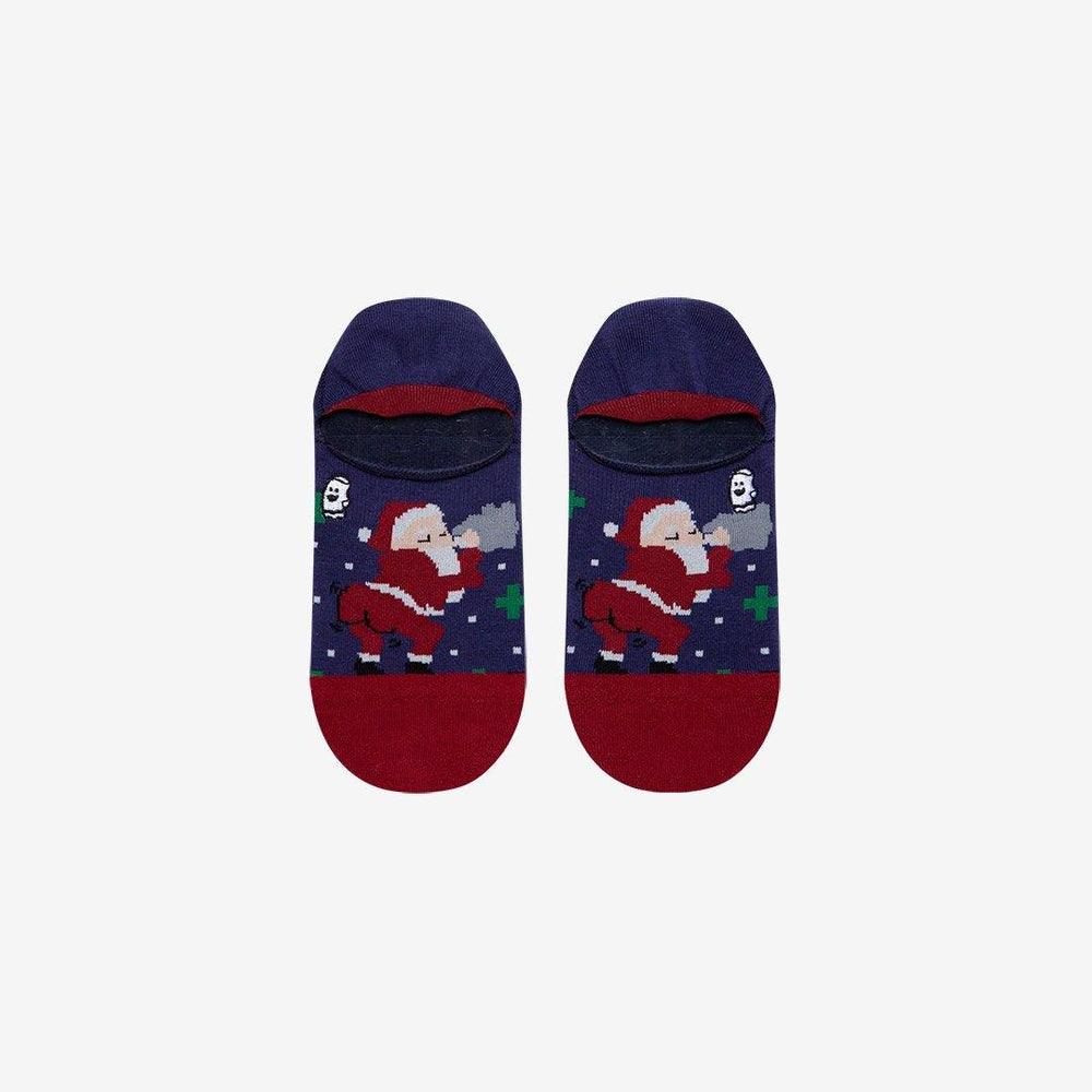 Christmas Stoner Socks For Men
