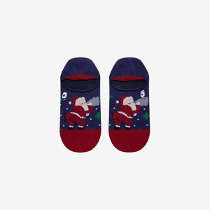 Load image into Gallery viewer, Christmas Stoner Socks For Men
