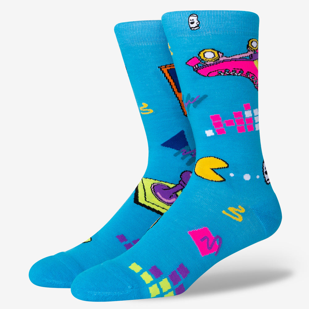 Nostalgic socks for women