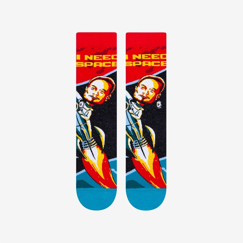 Load image into Gallery viewer, Elon Musk Socks For Men