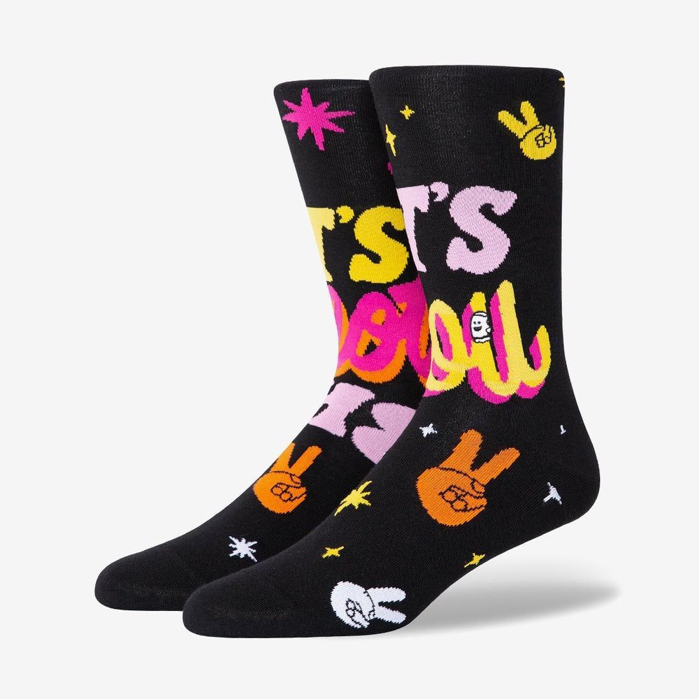 Load image into Gallery viewer, Emoji Print socks