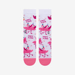 flamingo socks for women