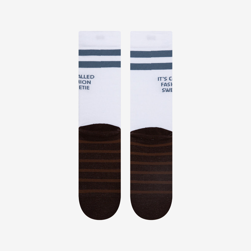 Embarrassing Ironic Flip Flop Father Socks