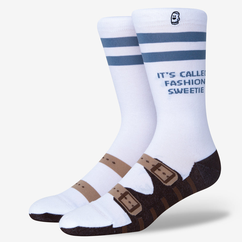 Sexy Crew Socks for Dad Bods