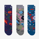Tropical Print Socks For men