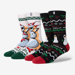 2-pack Holiday Socks