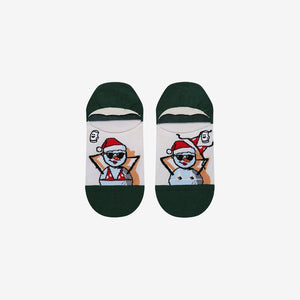 Load image into Gallery viewer, Funny Snowman Holiday Socks