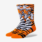 joe exotic print socks