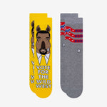 Vote For The Wild West (2 Pack) - BOOSOCKI