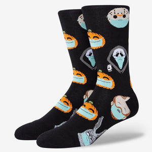 Load image into Gallery viewer, Funny Halloween Socks For Women