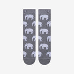 White Elephant Socks For Women